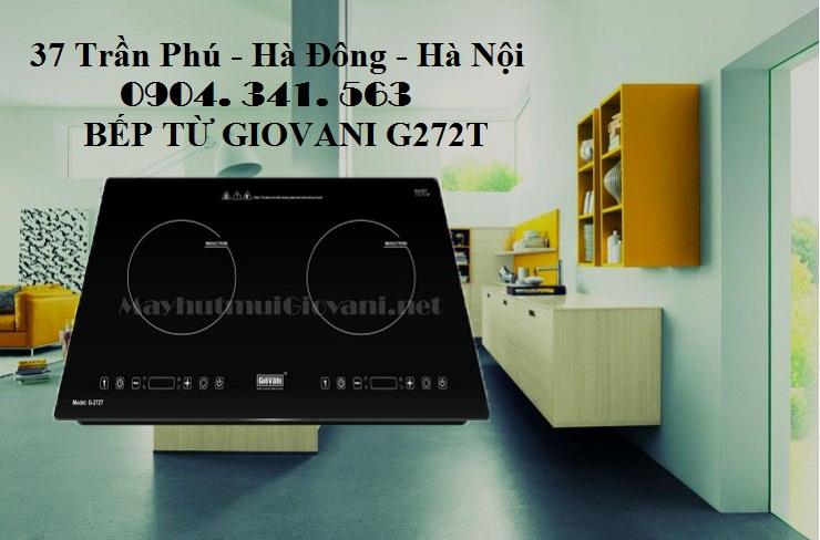 Bếp từ Giovani G 272T bán tại Nội thất Kường Thịnh