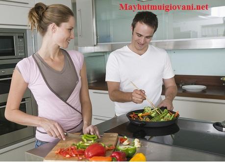 Những lưu ý khi sử dụng bếp điện từ Giovani