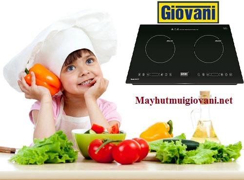 Tại sao nên dùng bếp từ Giovani G 272T?