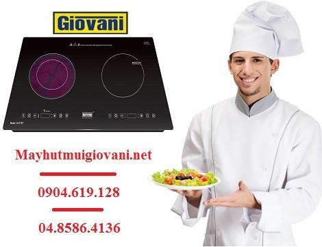 Những ưu nhược điểm của bếp điện từ Giovani