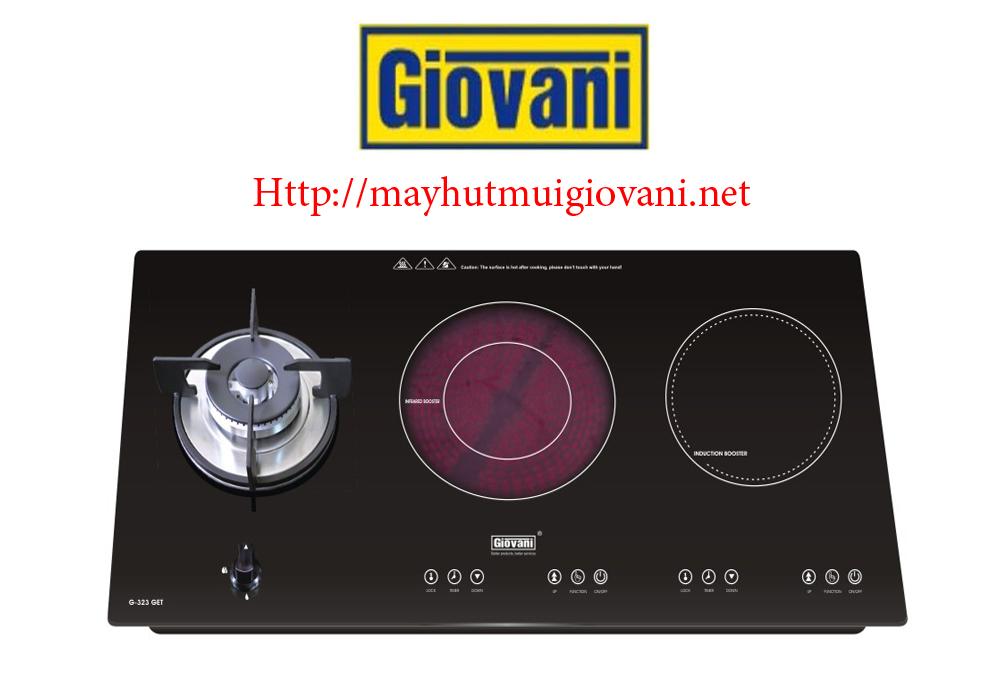 bếp ga điện từ Giovani