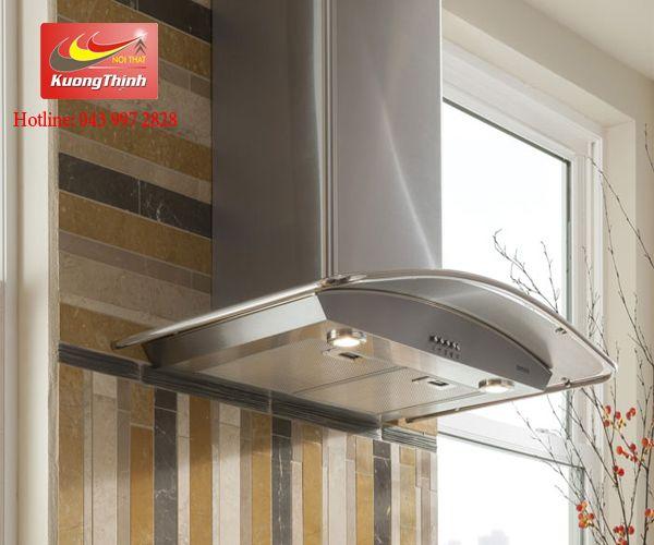 Máy hút mùi nhà bếp mang lại cuộc sống tiện nghi cho gia đình