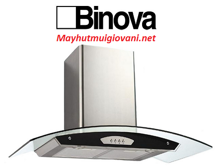 Máy hút mùi Binova BI 77IG07 hiểu những điều gian bếp cần