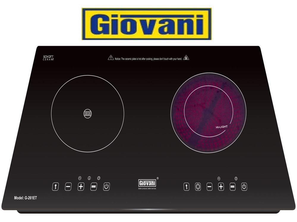 bếp điện từ Giovani G 261ET