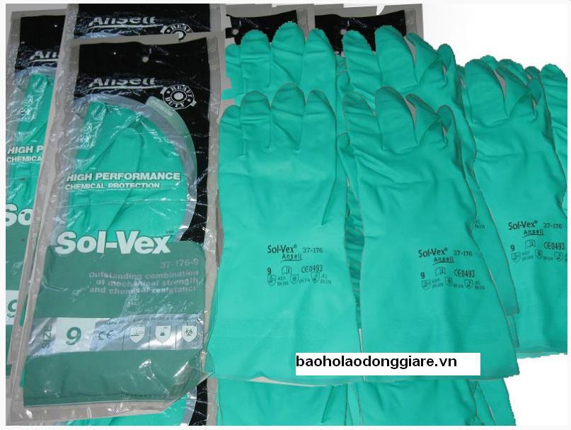 Găng tay chống hóa chất ANSELL 37 176