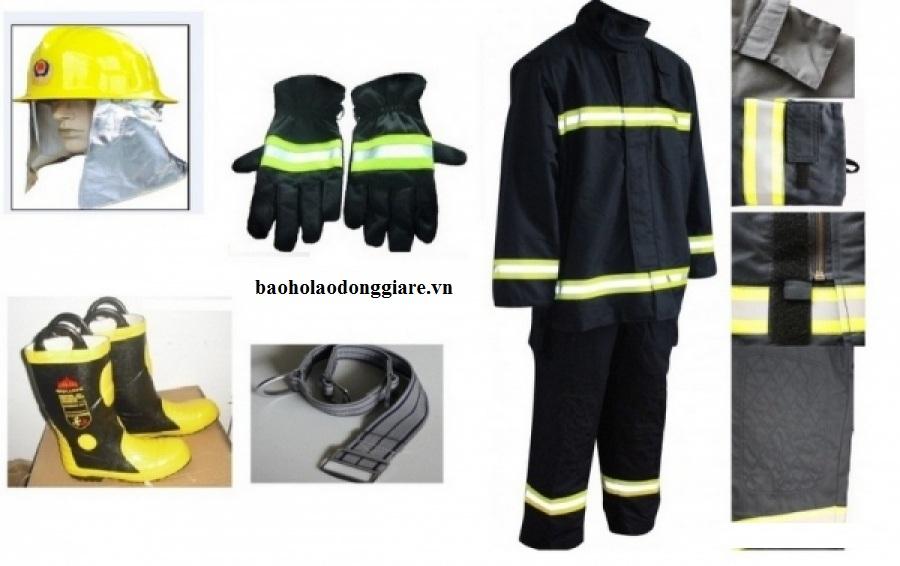 bộ quần áo chống cháy 4 lớp