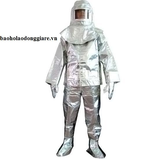 Quần áo chống cháy chịu nhiệt 700 độ c
