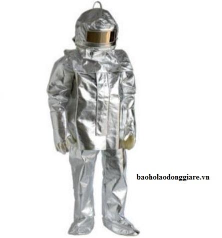 Quần áo chống cháy  300 độ c