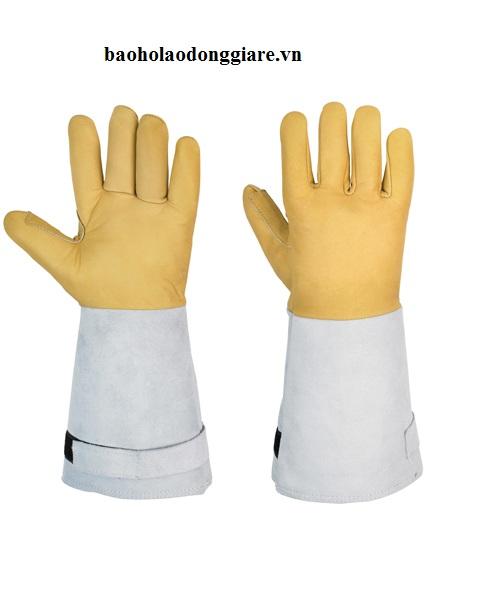 găng tay chống lạnh  -170 C Cryogenic