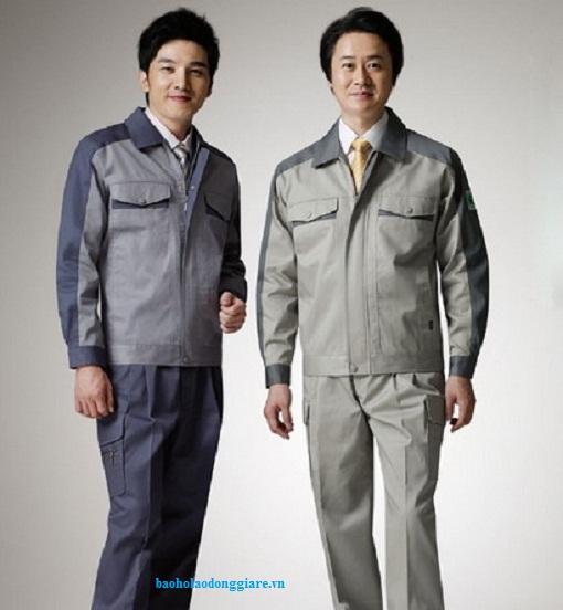 quần áo bảo hộ cán bộ