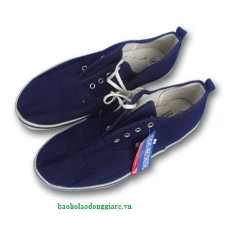 giầy bata xanh đế kếp thượng đình