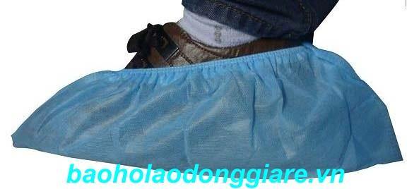 Bao giầy vải không dệt