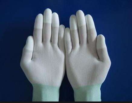 găng tay PU phủ ngón