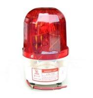 Đèn xoay cảnh báo dùng điện 220 V(có âm thanh)