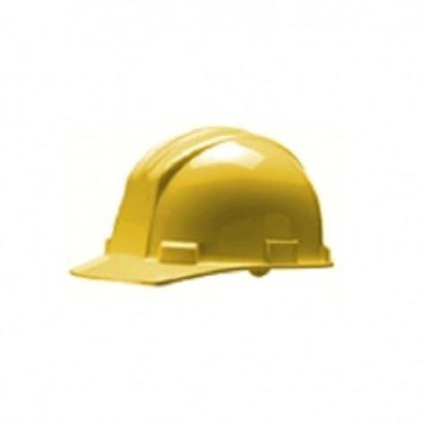 Mũ an toàn Bullard trắng, vàng
