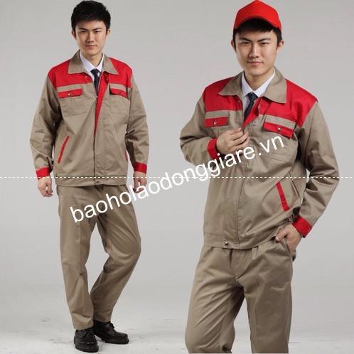 quần áo bảo hộ tự thiết kế mẫu 14