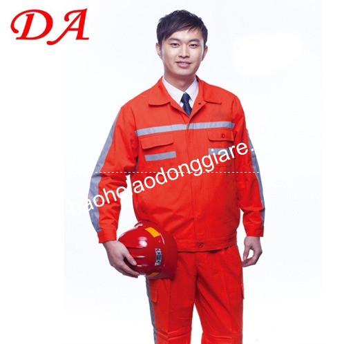quần áo bảo hộ lao động mẫu 18