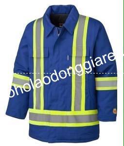 quần áo bảo hộ lao động mẫu 33