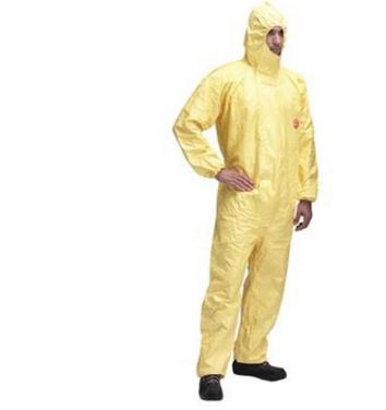 Quần áo chống hóa chất 3M vàng