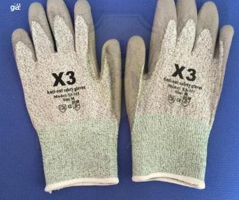 Găng tay chống cắt X3-111