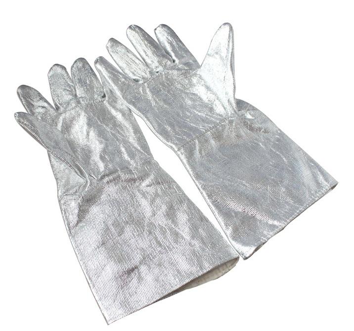 Găng tay amiang tráng bạc