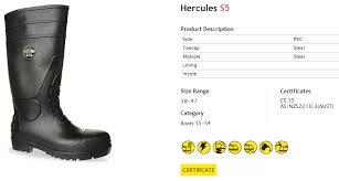 Giầy bảo hộ lao động Jogger Hercules-S5