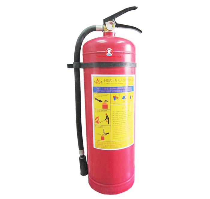 Bình chữa cháy bột MFZL8-ABC