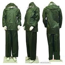Quần áo đi mưa Hàn Quốc 3