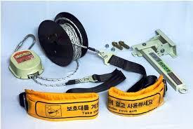 Thang dây thoát hiểm Hàn Quốc