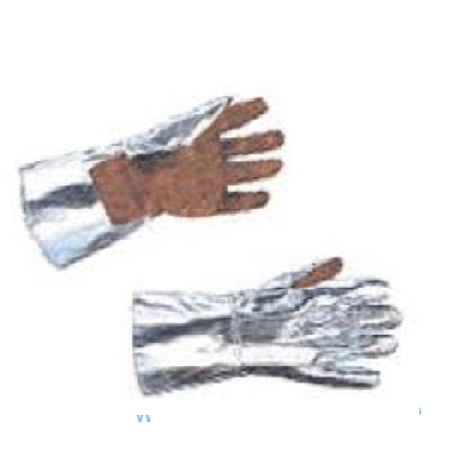 găng tay chống cháy chịu nhiệt - vải Dickson PTL( có lót nỉ hoặc không lót nỉ )