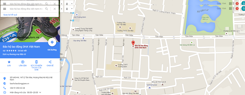Hướng Dẫn Map DHA Việt Nam