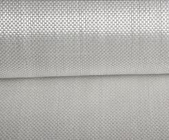 Vải sợi thủy tinh màu trắng- Chống cháy