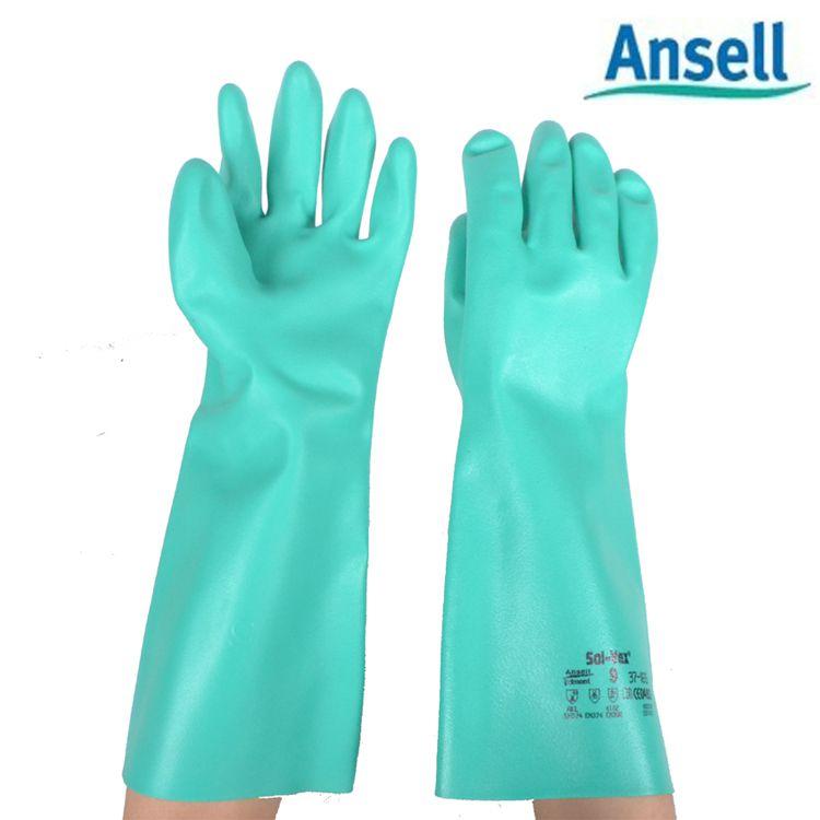 găng tay chống hóa chất Ansell