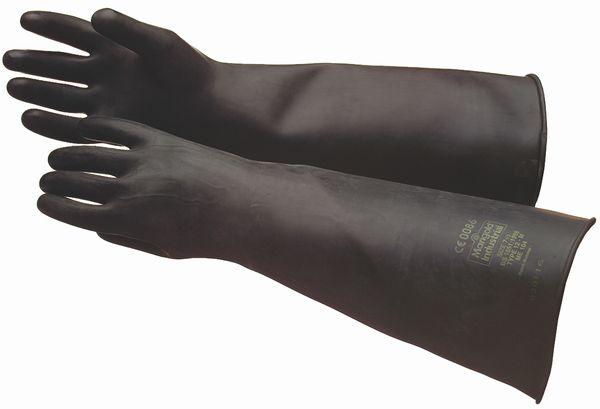 găng tay chống hóa chất marigon