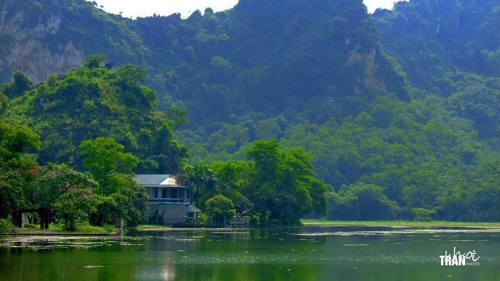 Cho thuê xe du lịch Hồ Quan Sơn