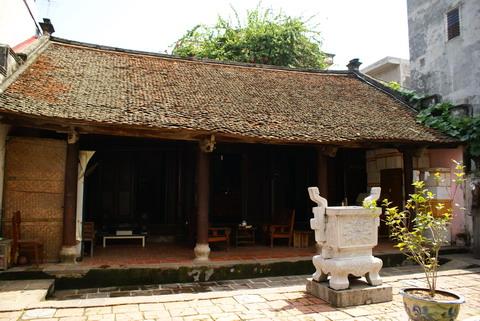 Du lịch làng cổ Đông Ngạc