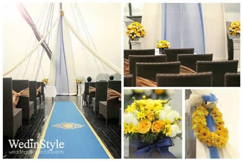 Bhaya Cruises địa điểm tổ chức đám cưới tuyệt