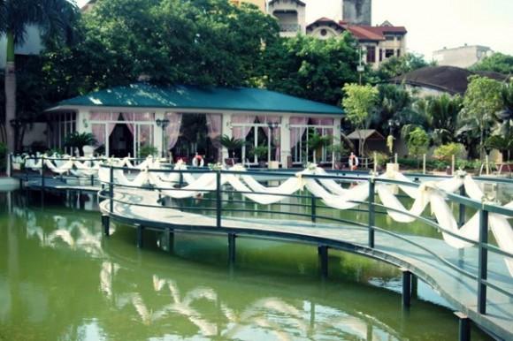 Khách sạn Thắng Lợi địa điểm tổ chức đám cưới tuyệt