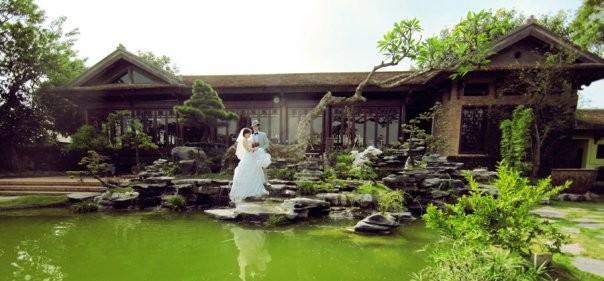 Nhà hàng Soft Watern địa điểm tổ chức đám cưới tuyệt