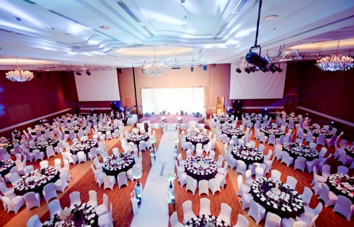 Sheraton Hanoi Hotel địa điểm tổ chức đám cưới tuyệt