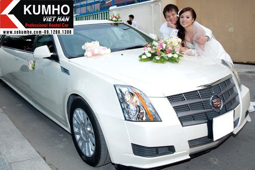 Thuê xe cưới ở đâu uy tín nhất giá rẻ nhất