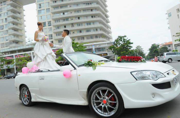 5 Tiêu chí chọn thuê xe cưới ưng ý