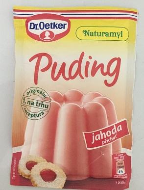 bột pudding Dr.Oetker