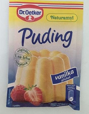 bột làm pudding Dr.Oetker