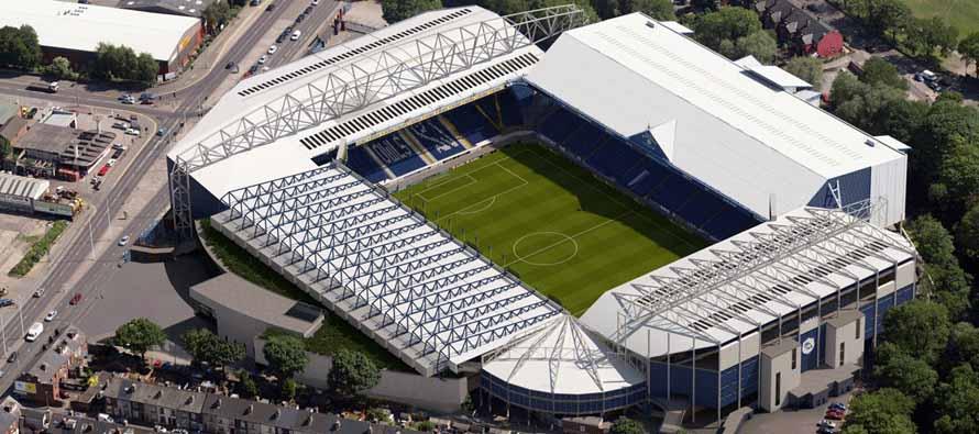 sân bóng đá đội tuyển Sheffield Wednesday