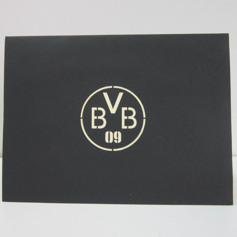 thiệp nổi sân bóng đá  Borussia Dortmund