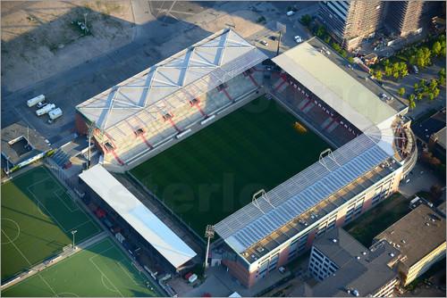 sân bóng đá đội tuyển ST Pauli
