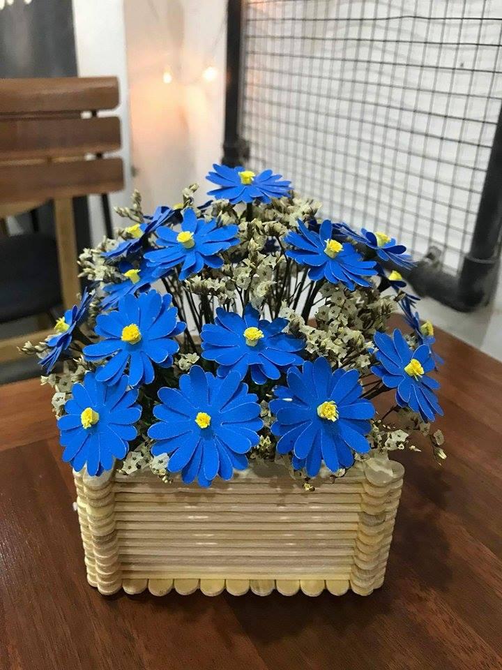 handmade hoa giấy