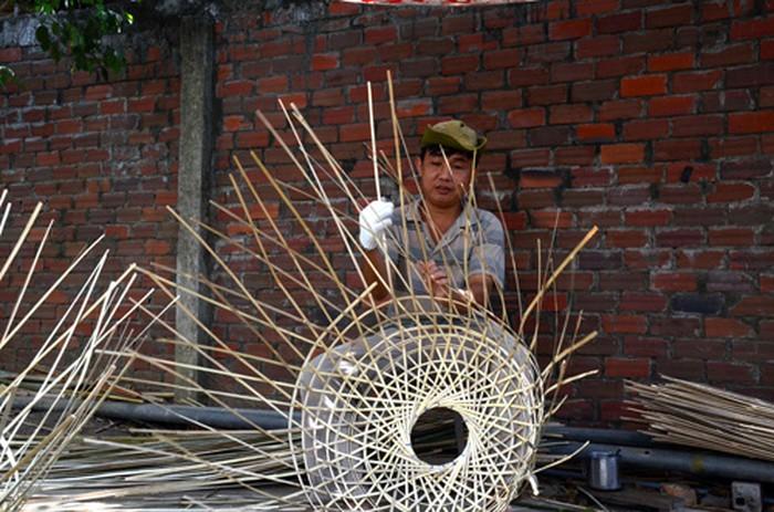 mây tre đan Phú Lễ