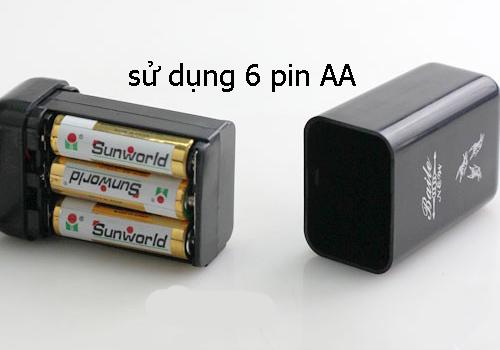 Chày rung AV-bút rung xinh xắn – DC40A
